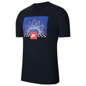 Nike NSW Print T Shirt Mens