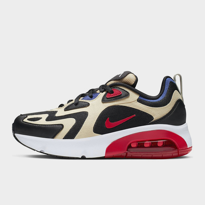 Nike Air Max 200 Big Kids Shoe