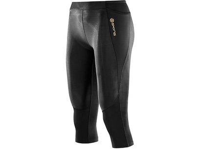A400 Compression 3/4 Tights - Womens