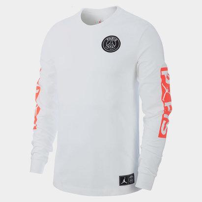 Nike Paris Saint Germain L/S T-Shirt Womens