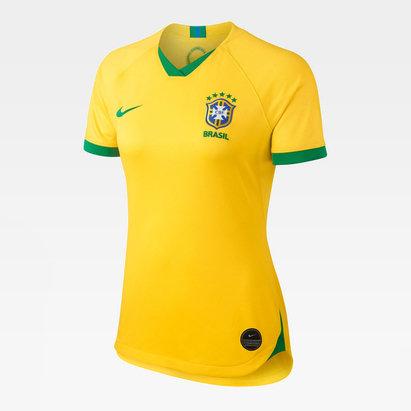 Nike Brazil Home Jersey 2019 Ladies
