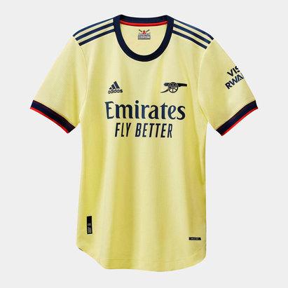 adidas Arsenal Authentic Away Shirt 2021 2022