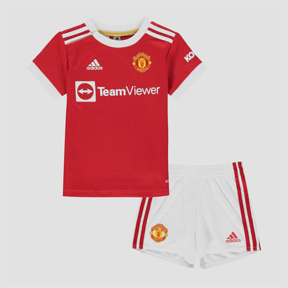 adidas Manchester United Home Baby Kit 2021 2022