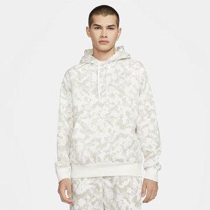 Nike Camo Fleece Hoodie Mens