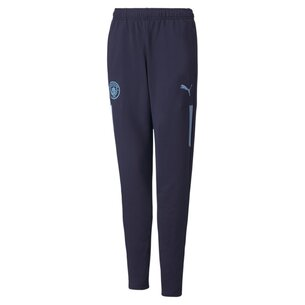 Puma Manchester City Pre Match Track Pants 2021 2022 Junior