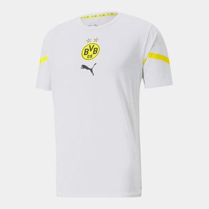 Puma Borussia Dortmund Pre Match Shirt 2021 2022 Mens