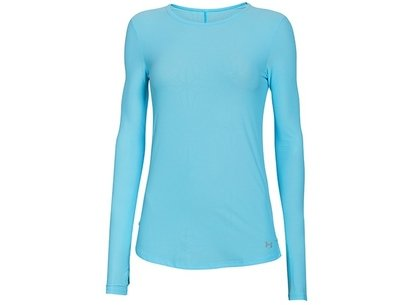 Run Womens CoolSwitch Long Sleeve T-Shirt