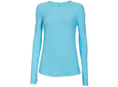 Run Womens CoolSwitch Long Sleeve T-Shirt