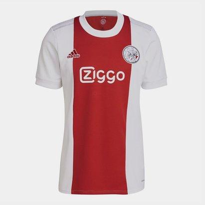 adidas Ajax Home Shirt 2021 2022