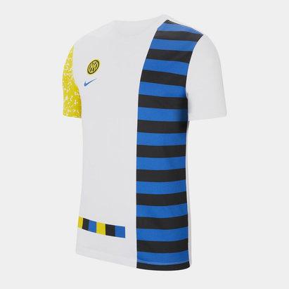 Nike Inter Milan Ignite Salone T-Shirt Mens
