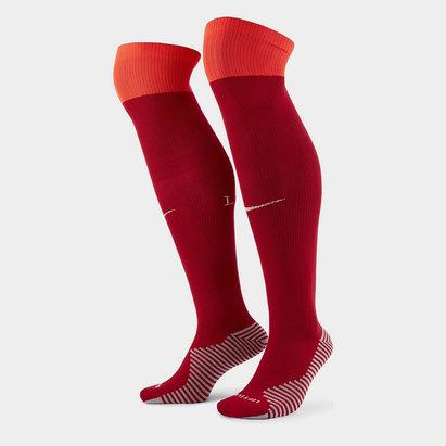 Nike Liverpool Home Socks 2021 2022