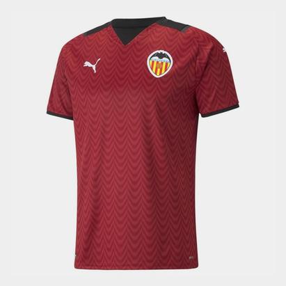 Puma Valencia Away Shirt 2021 2022