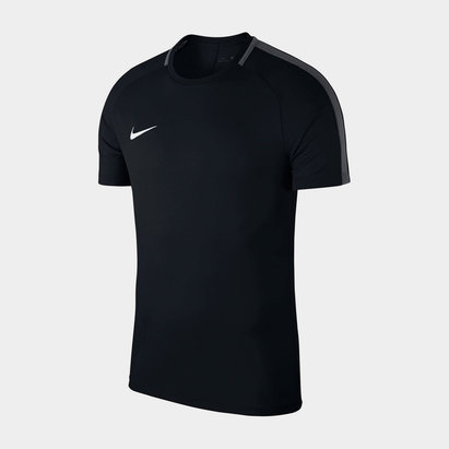 Nike Dri FIT Academy Mens Soccer Short Sleeve Top