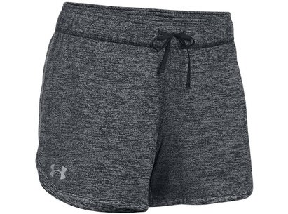 Training Womens HeatGear Tech Shorts - Twist