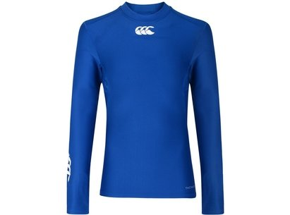 Canterbury Thermoreg Long Sleeve Junior Baselayer Top