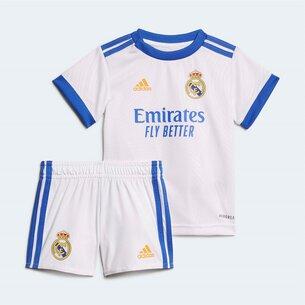 adidas Real Madrid Home Baby Kit 2021 2022