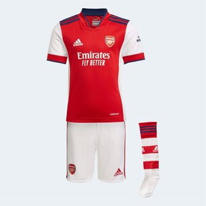 adidas Arsenal Home Mini Kit 2021 2022