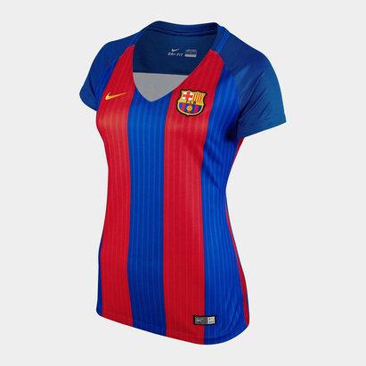Nike FC Barcelona Home Jersey 2016 Ladies