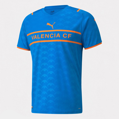 Puma Valencia Third Shirt 2021 2022