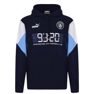 Puma Manchester City FC Cult Hoodie Mens