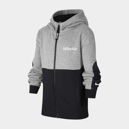 Nike Air Full Zip Hoodie Junior Boys