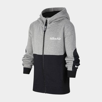 Nike Air Full Zip Hoodie Junior Boys