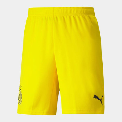 Puma Borussia Dortmund Home Shorts 2021 2022