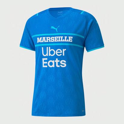 Puma Marseille Third Shirt 2021 2022