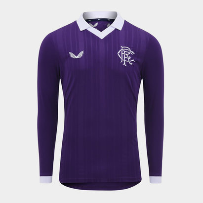 Castore Rangers Cup Goalkeeper Shirt 20/21 Kids