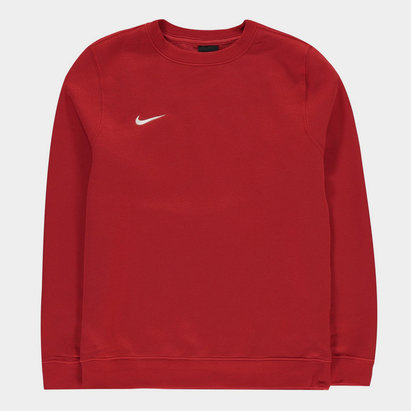 Nike 19 Crew Fleece Kids Sweater