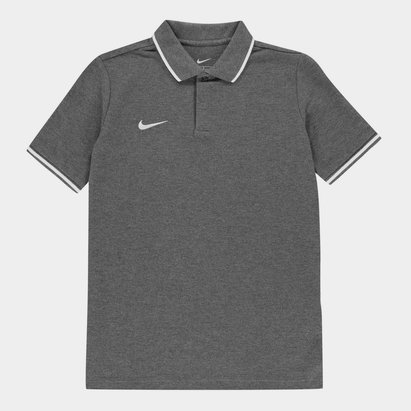 Nike 19 Polo Shirt Junior Boys