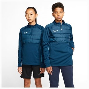 Nike Academy Winter Warrior Drill Top Junior
