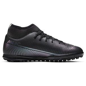 Nike Mercurial Astro Turf Football Boots Juniors