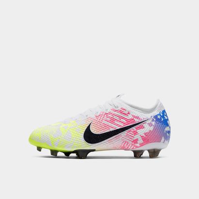 Nike Mercurial Vapor Elite FG Football Boots Junior Boys