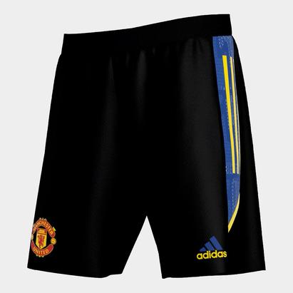 adidas Manchester United European Training Shorts 2021 2022