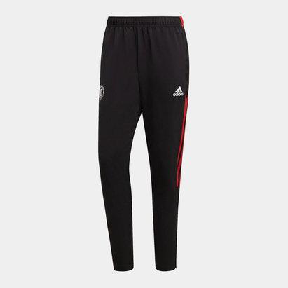 adidas Manchester United Presentation Track Pants 2021 2022