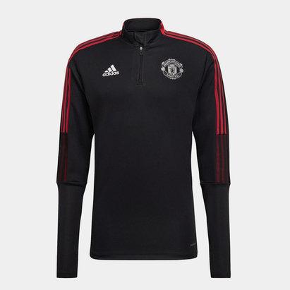 adidas Manchester United Training Top 2021 2022