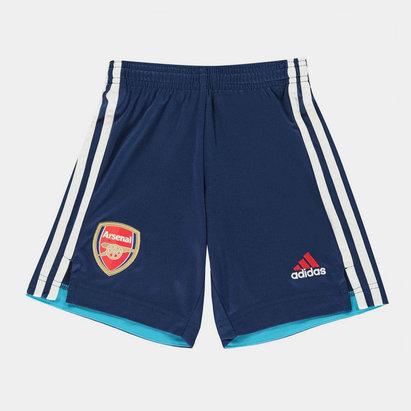 adidas Arsenal Third Shorts 2021 2022 Junior