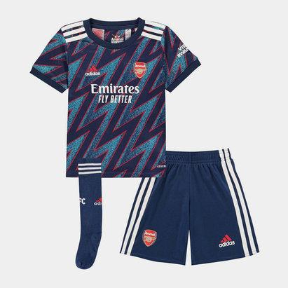 adidas Arsenal Third Mini Kit 2021 2022