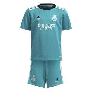 adidas Real Madrid Third Mini Kit 2021 2022