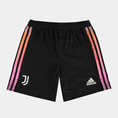adidas Juventus Away Shorts 2021 2022 Junior