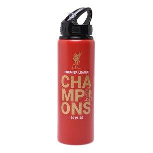 Football Club Champion Alluminium Bottle