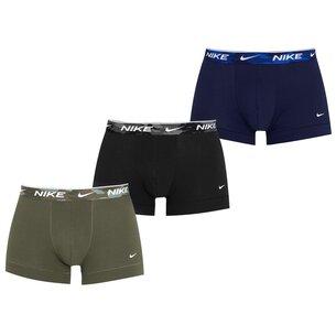 Nike 3 Pack Boxer Trunks Mens