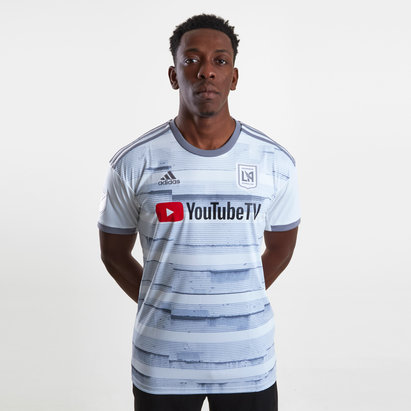 adidas Los Angeles 2019 Away S/S Football Shirt