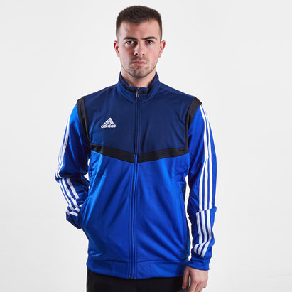 adidas Tiro 19 Full Zip Football Jacket