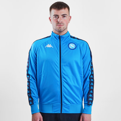 Kappa Napoli 222 Banda Anniston Retro Football Jacket