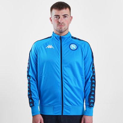 Kappa Napoli 222 Banda Anniston Retro Football Jacket