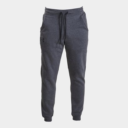 Under Armour Rival Fitted Tapered Jog Pants