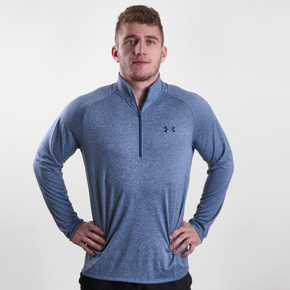 Under Armour UA Tech 2.0 1/2 Zip Training Top