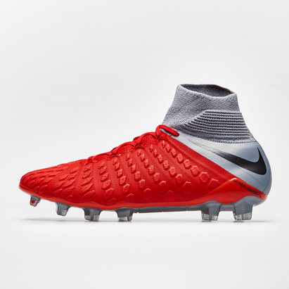 32208c9aad78 Nike Hypervenom Phantom III Elite D-Fit FG Football Boots